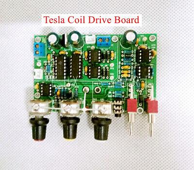 Tesla Coil Drive Board