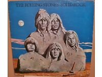 The Rolling Stones - Solid Rock LP