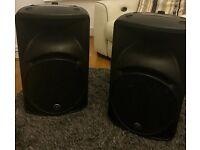 Mackie SRM450 v2 Active Speakers Pair (X 2)