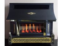 Robinson Willey Sahara LFE 3.52 KW Gas Fire (Pewter)