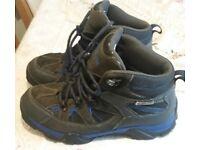 Mountain Warehouse hiking boots.