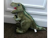 Medium size Dino teddy