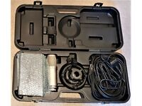 RODE K2 valve microphone