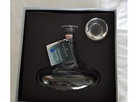 Dartington Crystal Admirals Decanter Ex-display in box