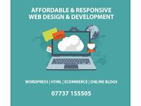 Affordable Web Design - Booking Websites - Online Stores - WordPress Specialist - SEO