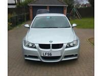 BMW 3-Series, E90, M-SPORT, 85k Mileage, 2006 (56)