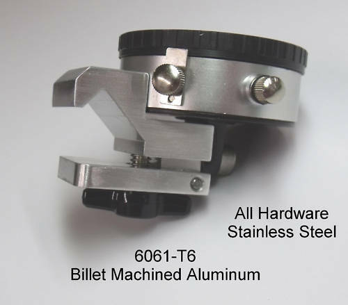 """South Bend lathe dial indicator and clamp for 9""""&10K"""
