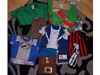 Boys Dress Up Bundle 3-5 Years