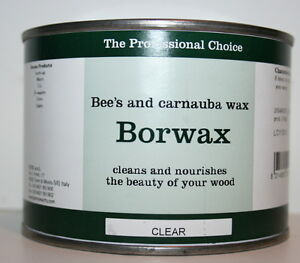 Borma Wachs,Clear,Farblos, Borwax,Neu im  Programm  Borma top Qualität die Nr.1