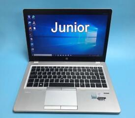 HP i7 UltraFast 256GB SSD, 8GB, Slim HD Laptop, M office, Like New, Portable like a MacBook