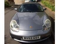 Porsche Boxster 2.7 , 2003, 75,500 mi , Facelift model, beautiful condition.
