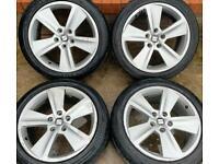 Seat Leon FR 17 inch Alloy Wheels 5 x 112 Genuine 7.5J ET51 MK3 MK2 225/45 r17