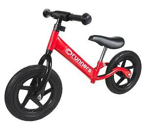 Brand New: Balance Bike Speeders Plus Free Helmet