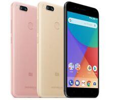 "Xiaomi Mi A1 (FACTORY UNLOCKED) 5.5"" 64GB 4GB RAM Black Gold Rose - Global Model"