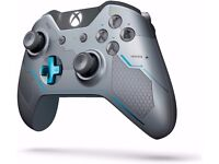 HALO 5 GUARDIANS LIMITED EDITION XBOX ONE WIRELESS CONTROLLER open to offers