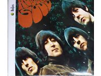 Beatles - Rubber Soul CD. Brand new and unopened duplicate gift