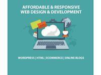 Web Design in London - eCommerce Websites - Online Stores - WordPress - SEO - Blogs