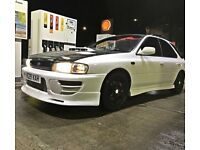 ********* CHEAPEST ON THE NET********** 1999 'V' Subaru Impreza Wagon Turbo - 2Keys