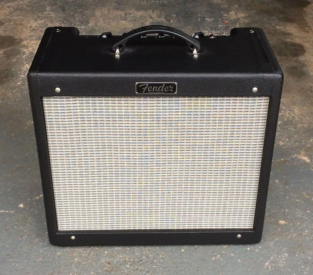 Fender Blues Junior Iii Valve Amp Tube Amplifier For Electric Guitar