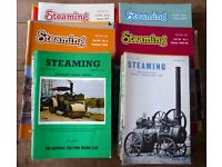 Collection of Traction Engine Magazines