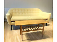 DANISH STYLE MID CENTURY COFFEE TABLE - £45 - CASH ON COLLECTION