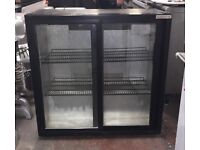 UNDER COUNTER BAR FRIDGE EU81 SR