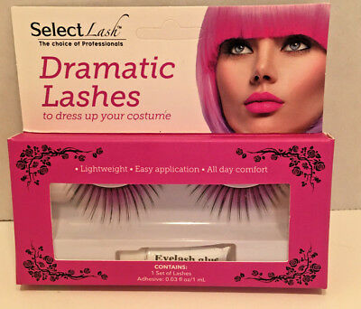 Halloween Dramatic Fun Lashes