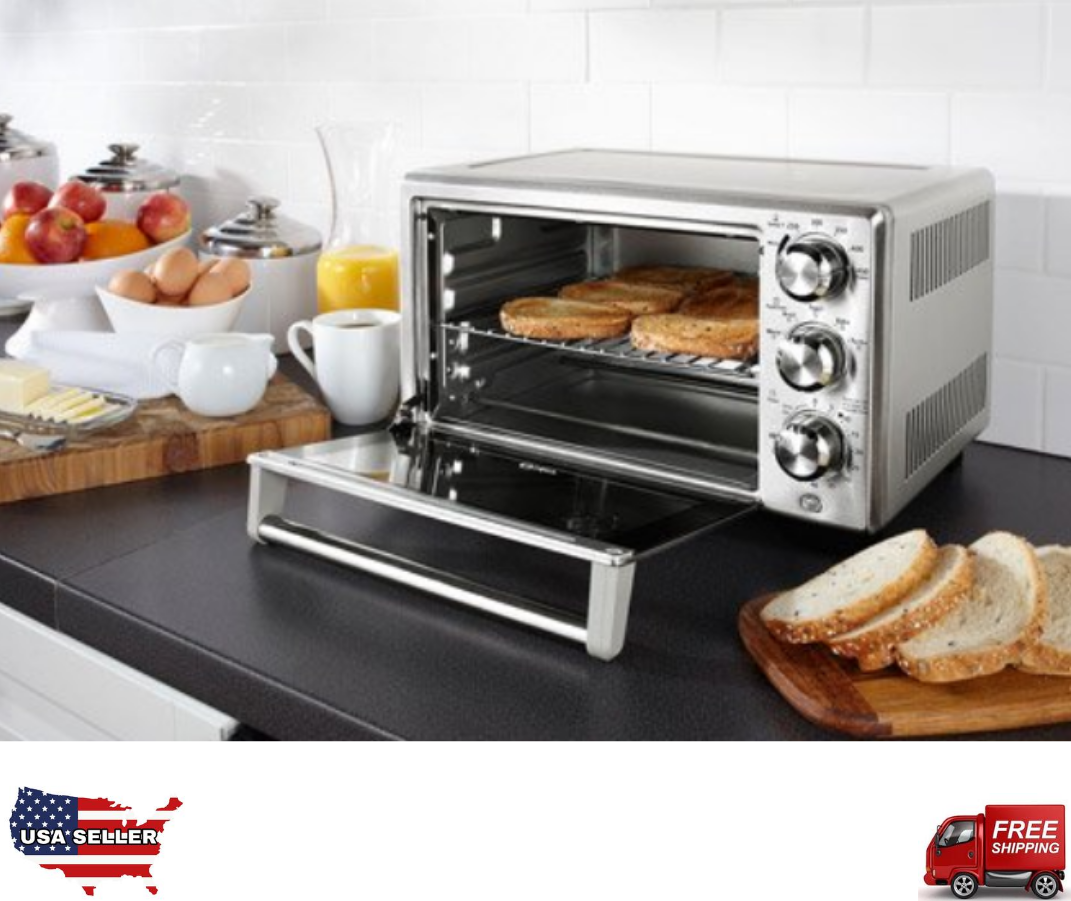 Toaster Oven Oster Designed for Life Countertop Convection S