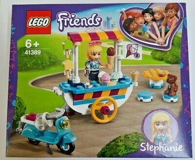 Lego Friends  Ice Cream Cart  - 41389