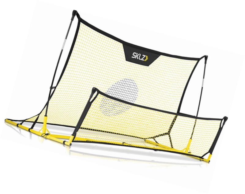 SKLZ Quickster Soccer Trainer - Portable Rebounder Net Works