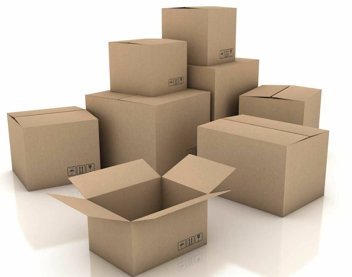 Large Cardboard Packing Boxes