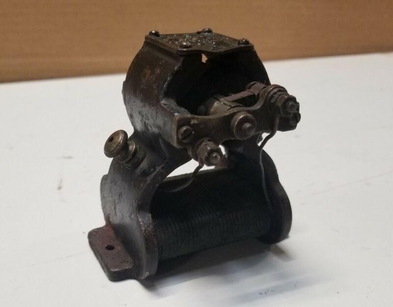 Antique Cast Iron K & D Porter Motor No 1 Bipolar