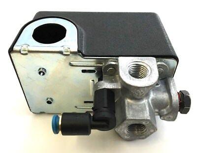 26 Amp Pressure Switch 135-175 Psi 4 Port 115230 Volt Air Compressor Parts