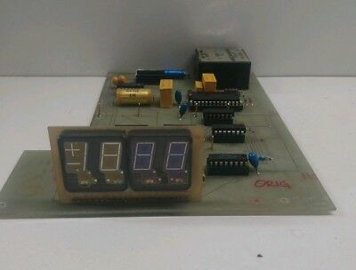 Guaranteed Good Used Guideline Digital Display Circuit Board 17024 Rev. A