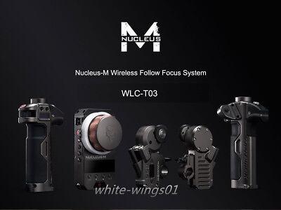 TILTA WLC-T03 Nucleus-M Wireless Follow Focus Lens Control System - In Stock