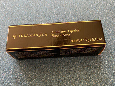 Illamasqua Antimatter Lipstick Cosmic 0.15 oz Full Size NEW In Box