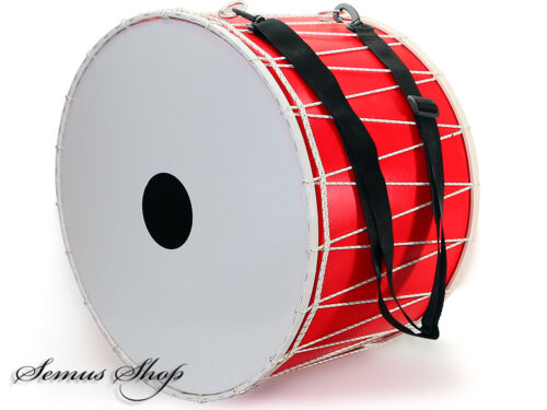 Middle Eastern 51 Cm. Davul Dhol Drum Drums / Percussion Davul 100% Handmade