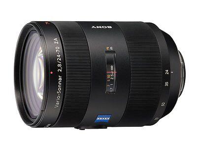 [Express] New SONY SAL2470Z Vario-Sonnar T* 24-70mm F/2.8 ZA SSM Carl Zeiss Lens