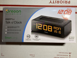 Oregon Scientific Easyplus Talk O' Clock