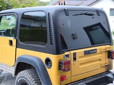 Tönungsfolie passgenau schwarz 75/% Jeep Cherokee 2 XJ Facelift 1997-2001