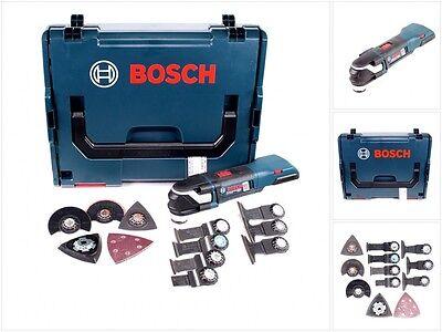 Bosch GOP 18 V-28 Akku-Multi-Cutter Multifunktions Werkzeug Solo Gerät + L-Boxx