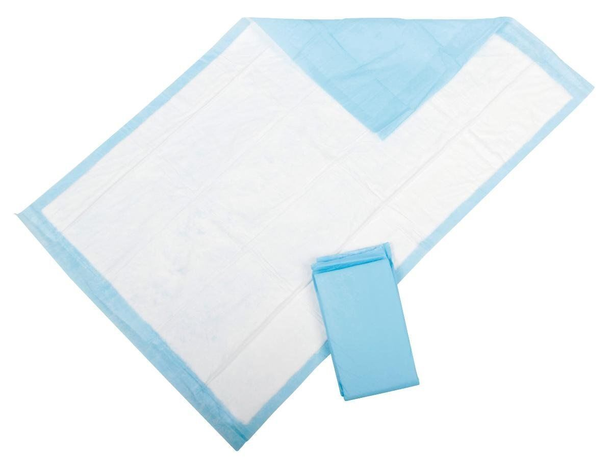 Purely Baby Disposable Baby Changing Mats 60 x 60cm 5 Packs of 10