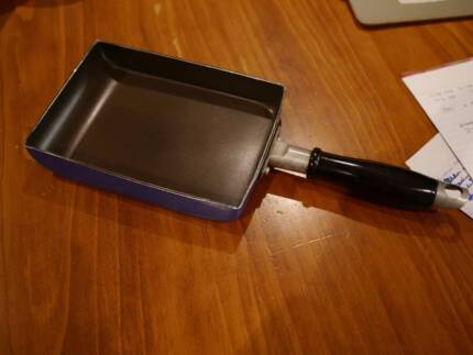 Japanese tamagoyaki frypan