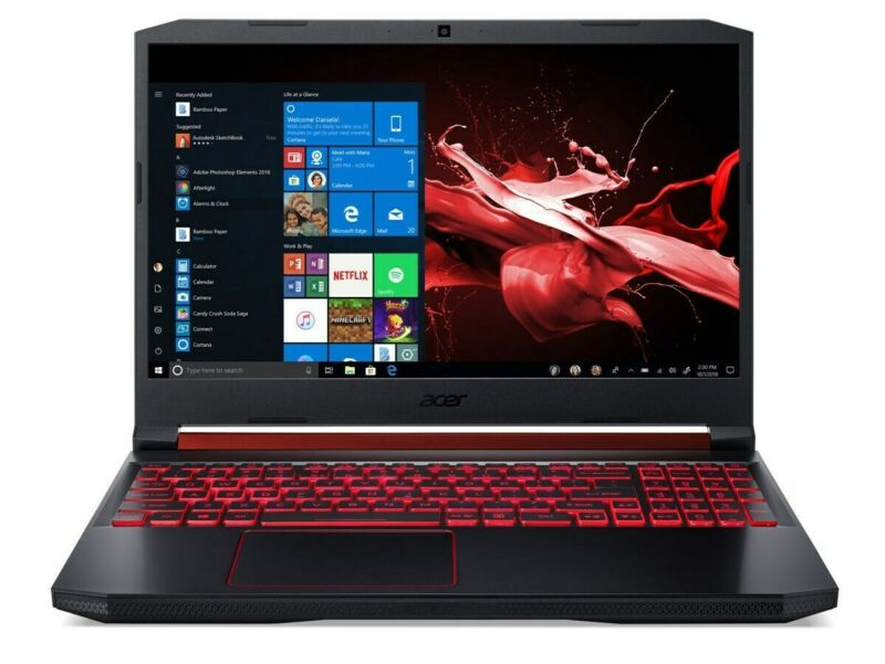 Acer-Nitro-5-17.3-Gaming-Laptop-Intel-i5-9300H-2.40GHz-8GB-Ram-512GB-SSD-Win10H