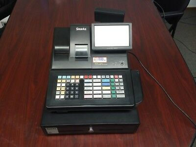 Sam4s Sps-520rt Pos Cash Register Used Demo Unit Free Support