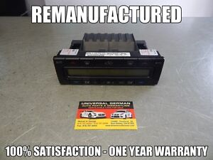 W140 1998 1999 S500 S420 AC HEATER CLIMATE CONTROL REMANUFACTURED 2108300485
