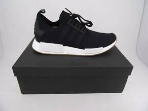 Adidas NMD R1 Primeknit Core Black Gum! Doncaster East Manningham Area Preview