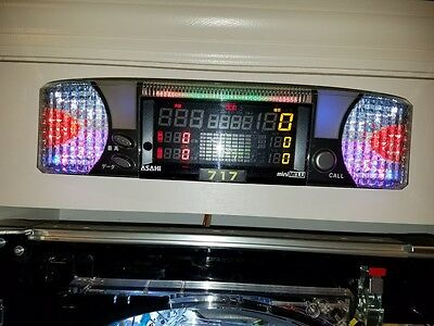 BATTLE COUNTER LITE Pachinko Machine Japanese Slot Arcade Game DATA LED
