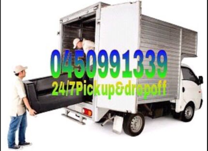 MAN WITH VAN FURNITURE DELIVERY