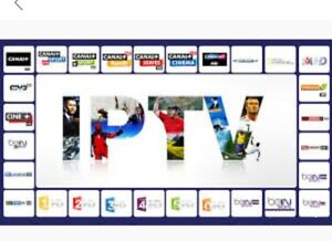 Iptv for all devices including Roku